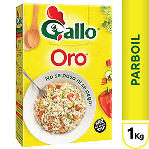 GALLO ARROZ ORO X1KG