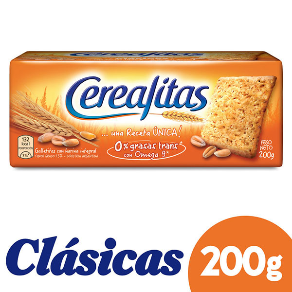 CEREALITAS GALLETITAS.X194G