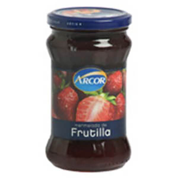 ARCOR MERMELADA FRUTILLA DIET X390G