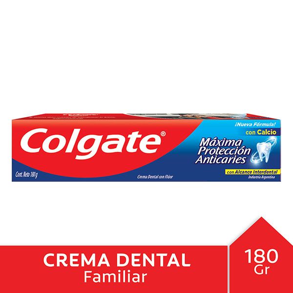 COLGATE CREMA DENTAL ORIG.ANTIC.X180G