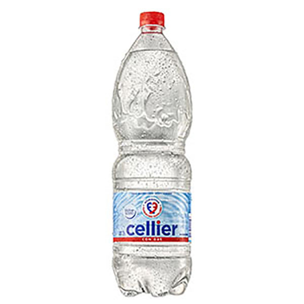 CELLIER AGUA MINERAL C/G.X2L