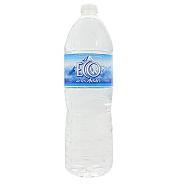 ECO/ANDES AGUA MINERAL X1.5L