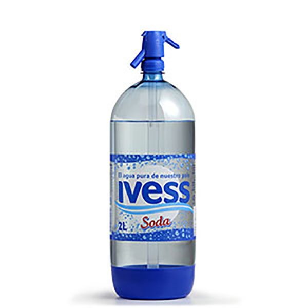 IVESS SODA X 2 LTS
