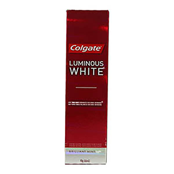 COLGATE CREMA DENTAL LUMINOUS WHITX90GR