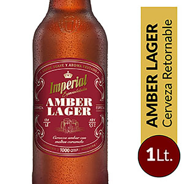 IMPERIAL AMBER LAGER X970CC
