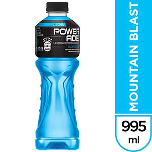POWERADE MOUNTAIN BLAST X995CC