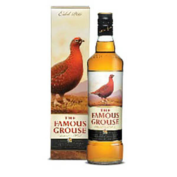 FAMOUS GROUSE WHISKY FIN.X750CC