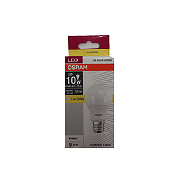 OSRAM LAMPARA LED VALUE 9 CALIDO