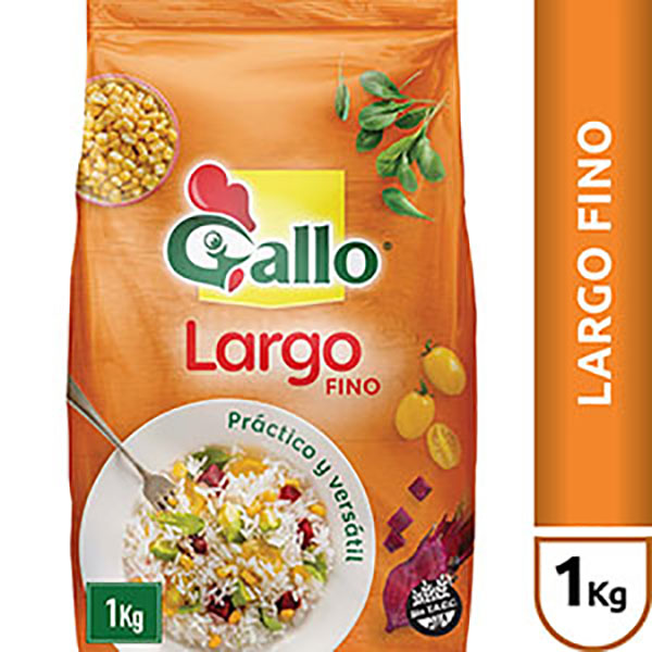GALLO LARGO FINO GR.SELEC.X1KG