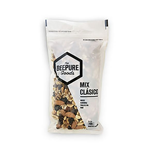 BEEPURE FRUTOS SECOS MIX CL.BSA.400G